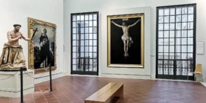 Das Museo de Bellas Artes zeigt Werke der Gotik bis hin zum 20. Jahrhundert