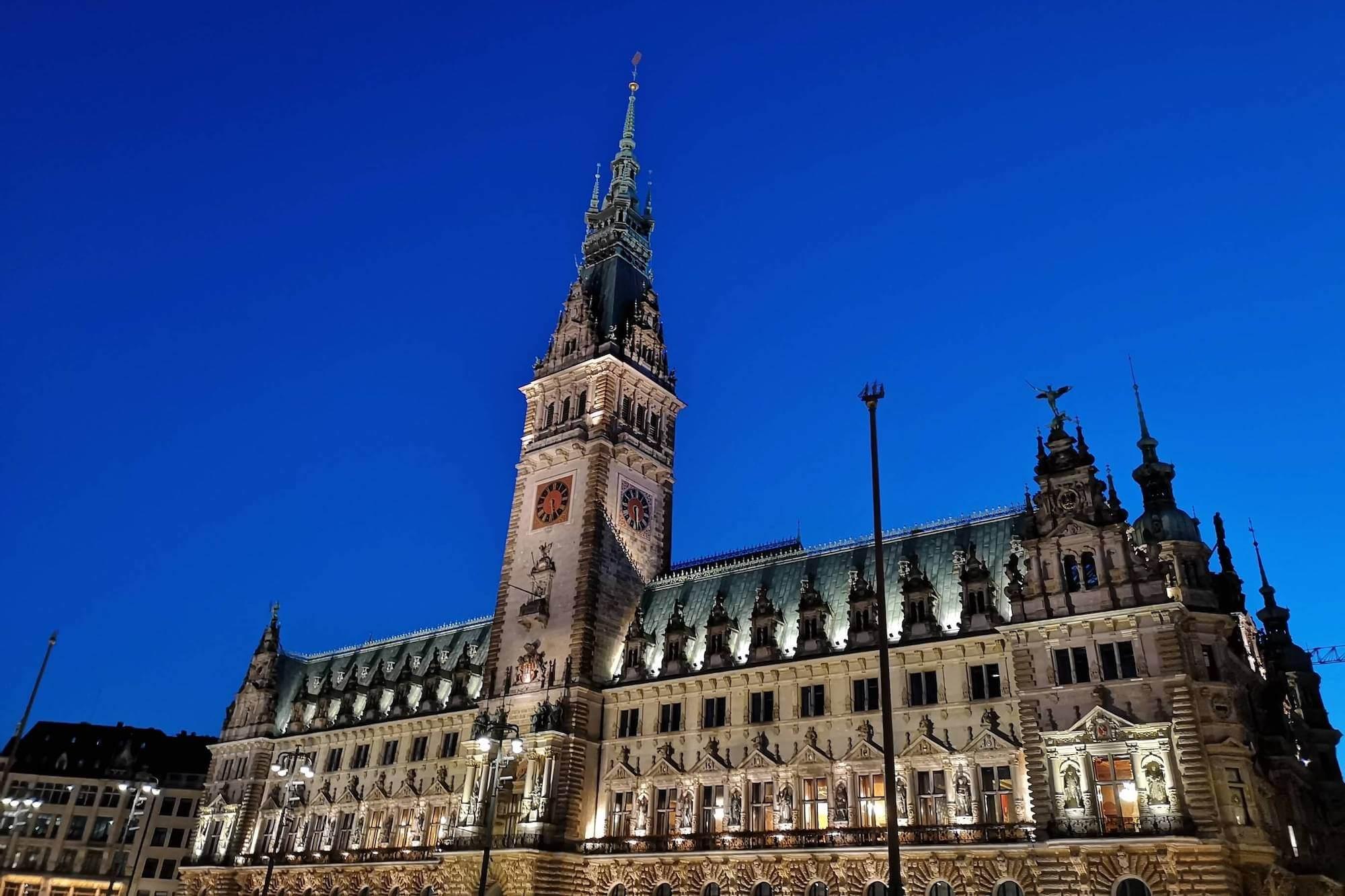 Eine Hashtag-Analyse für die Lange Nacht der Museen Hamburg #lndm, die zeigt, wie die Organisatoren Twitter als Soziales Netzwerk einbinden.