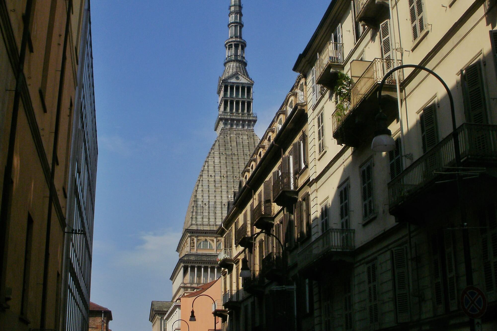 Das Museo Nazionale del Cinema in Turin zeigt die Geschichte des Films - von den Anfängen in der Stummfilmzeit bis Hollywood.