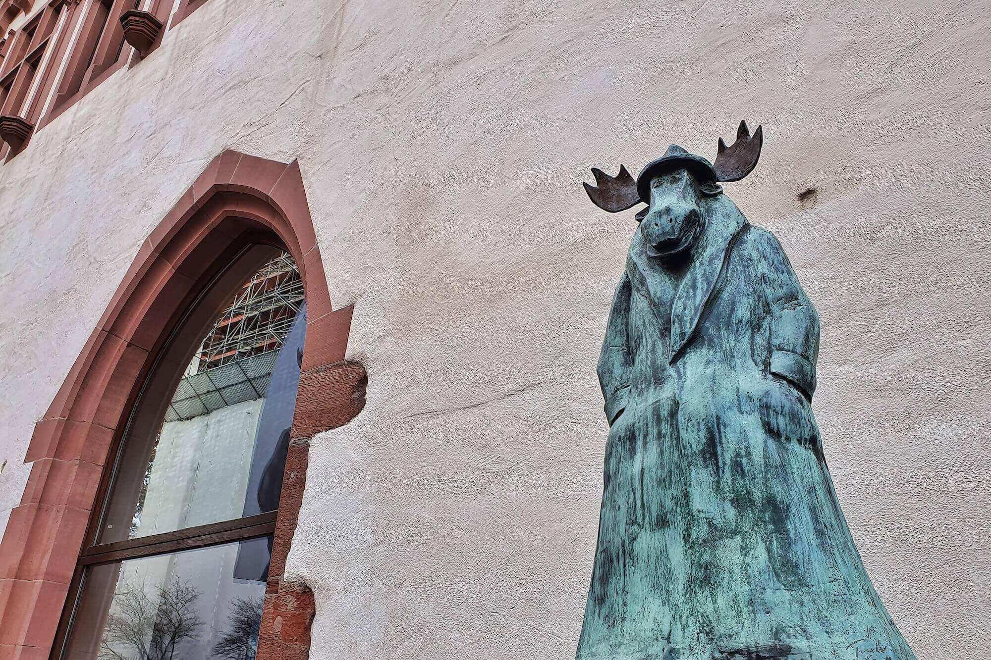 Das Caricatura Museum Frankfurt geht nicht nur mit seinen Ausstellungen neue Wege, sondern auch in Social Media - mit einem Twitter-Takeover.
