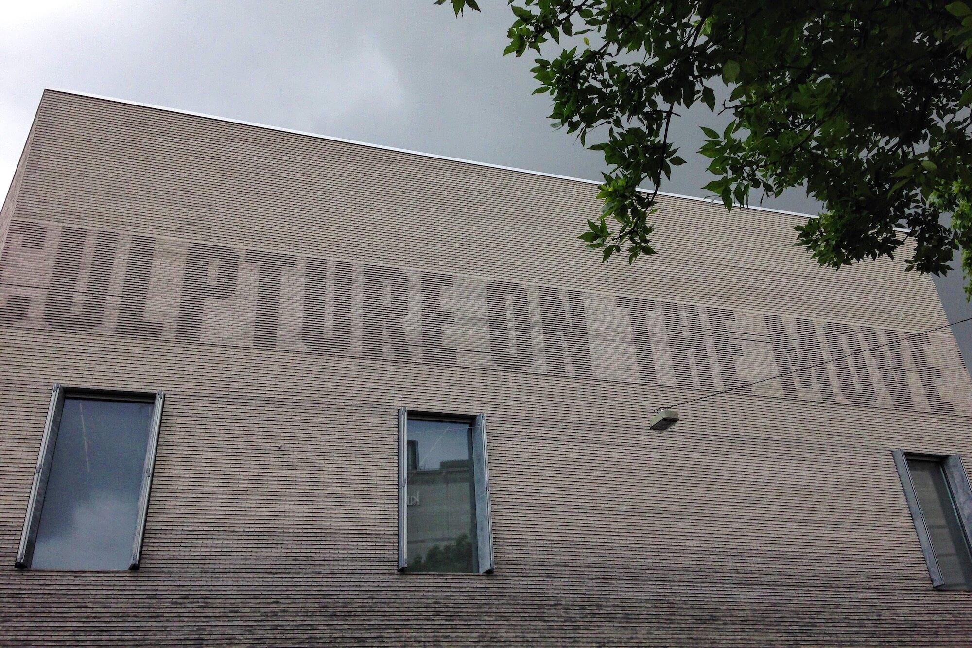 Der Lichtfries der Agentur iart ist das Highlight des von den Architekten Christ & Gantenbein gestalteten Neubaus des Kunstmuseum Basel.