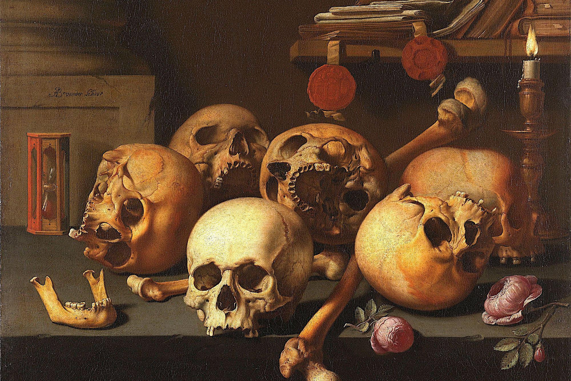 Das Museum Sammlung Friedhof Hörnli dokumentiert mit seinen Objekten zur Sepulkralkultur den Umgang mit dem Tod im Raum Basel.