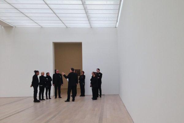 Menschenleere Ausstellungsräume? Was für viele Museen wie ein Alptraum klingt, ist bei EmptyMuseum-Events beabsichtigt, etwa in der Fondation Beyeler.