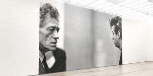 """In der Fondation Beyeler treffen Alberto Giacometti und Francis Bacon erstmals in der Ausstellung """"Bacon - Giacometti"""" aufeinander."""