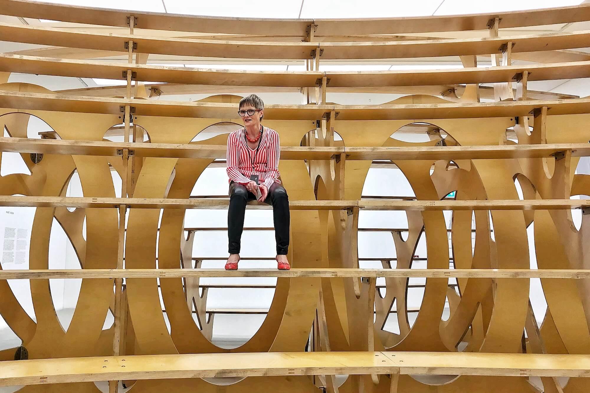 Wie kann aus einem Nicht-Besucher ein Museumsbesucher werden? Ein Interview mit Ulrike Lorenz, Direktorin der Kunsthalle Mannheim.