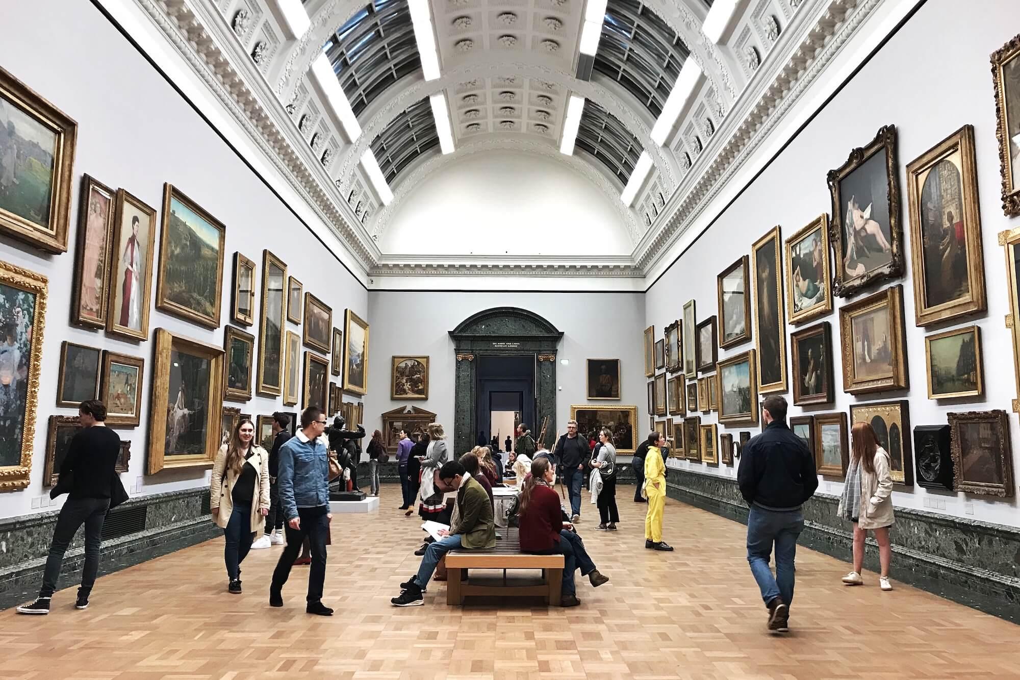 Im Kulturbereich werden Stellen häufig nur befristet ausgeschrieben. Eine Initiative setzt sich nun für alle ein, deren Job im Museum ein Verfallsdatum hat.