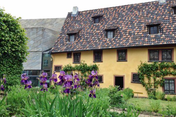 Das Bachhaus in Eisenach zieht neben Besuchern aus Deutschland auch eine Vielzahl internationaler Gäste an. Vielleicht ist Facebook ein Grund dafür?