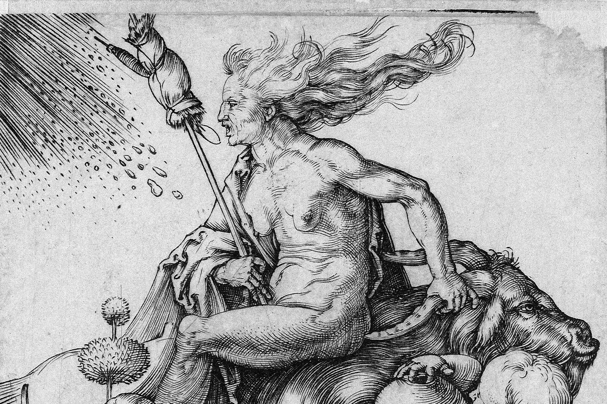 """Das Ashmolean Museum wirft in der Ausstellung """"Spellbound: Magic, Ritual and Witchcraft"""" einen Blick auf historische und aktuelle Vorstellungen von Magie."""
