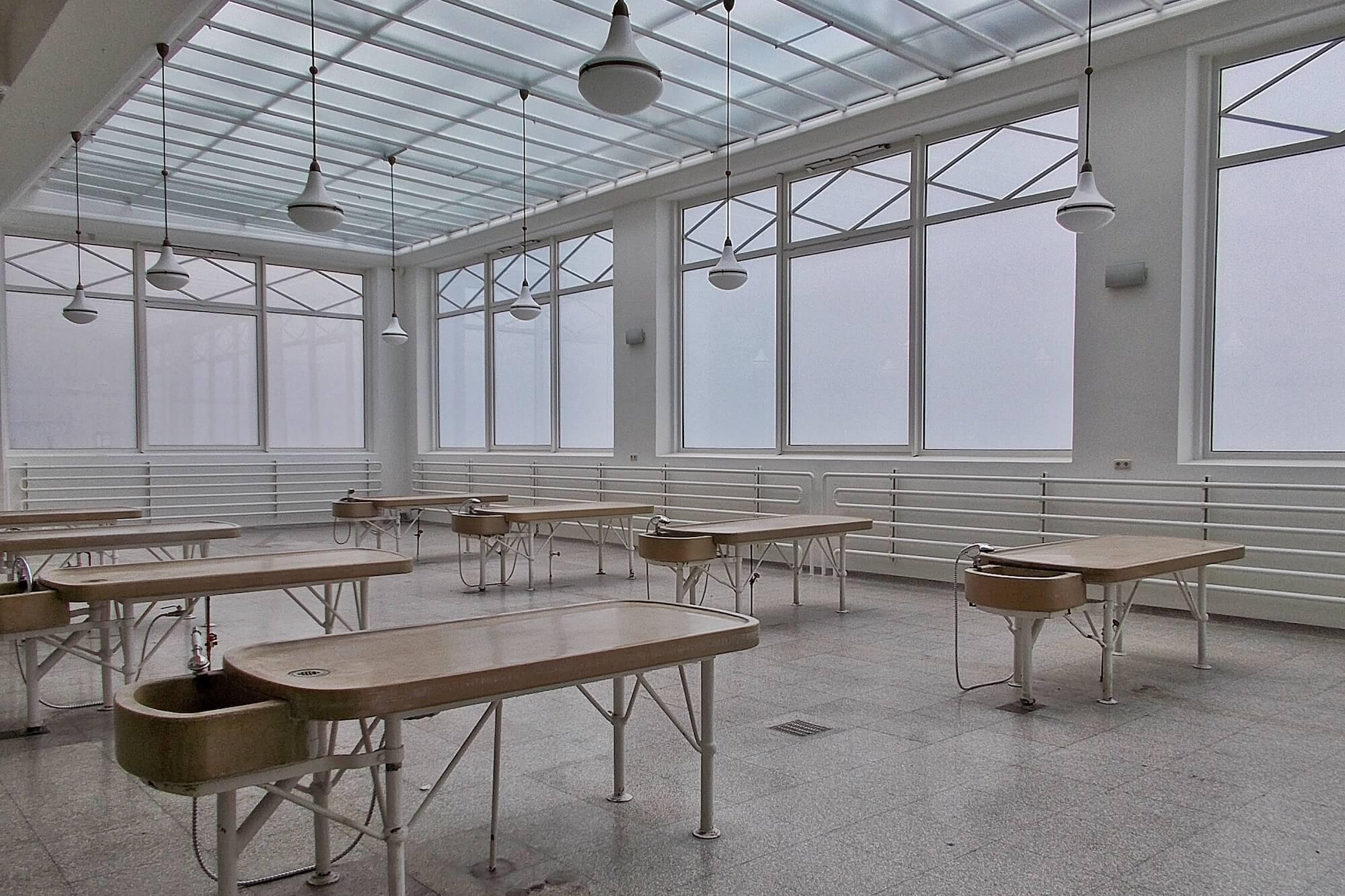In seiner Dauerausstellung zeigt das Medizinhistorische Museum Hamburg die Geschichte der modernen Medizin vom 19. bis zum 20. Jahrhundert.