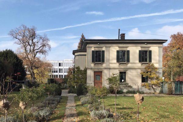 Das Ehepaar Hahnloser sammelte von 1906 bis 1936 in der Villa Flora zahlreiche Kunstwerke von Vallotton bis Cézanne. Nun entsteht in Winterthur ein Museum.