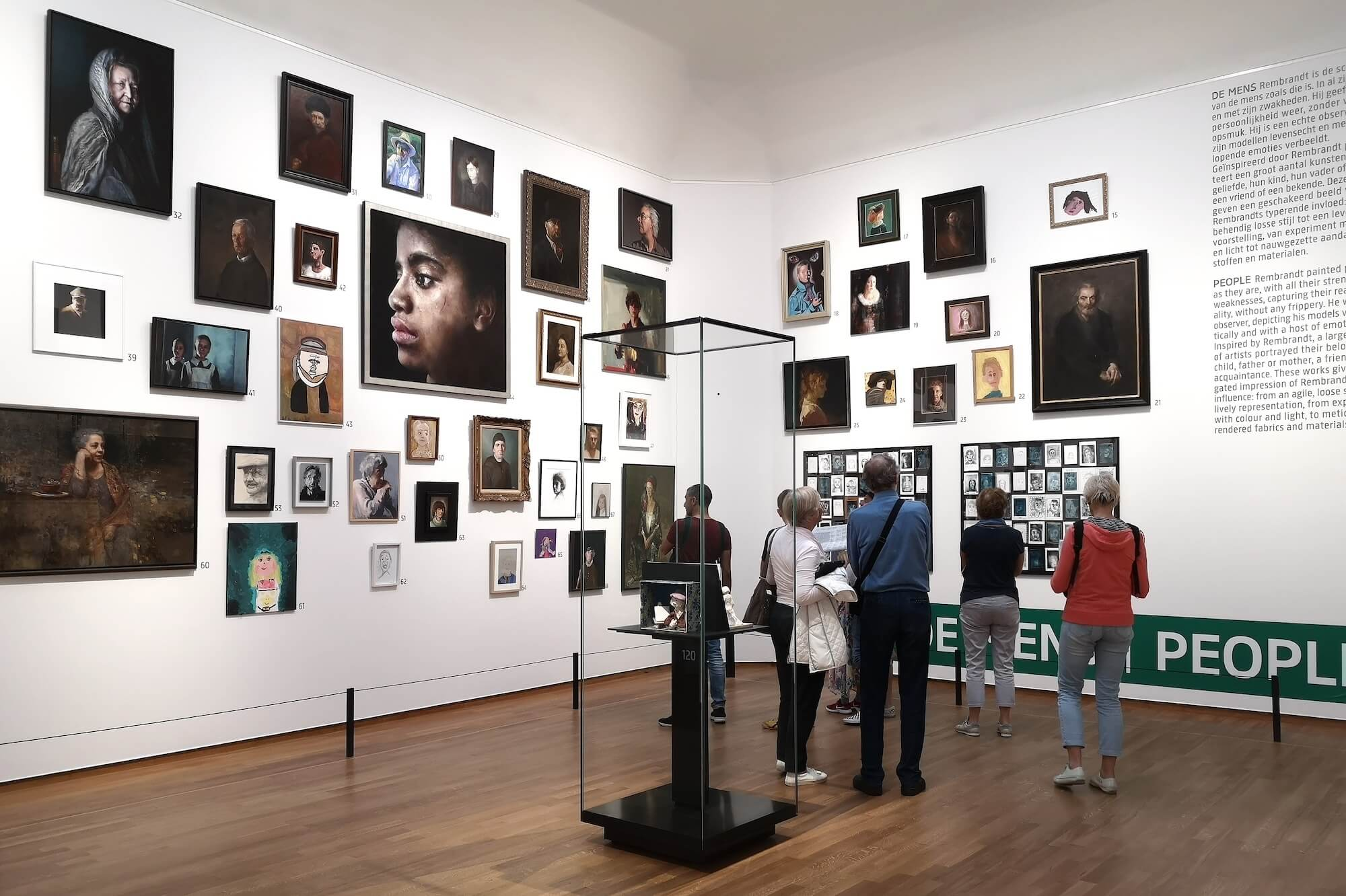 Ausstellung ohne Originale: Das Rijksmuseum in Amsterdam zeigt in seiner Ausstellung Lang Lebe Rembrandt Werke von Kunst-Fans nach Rembrandts Vorbild