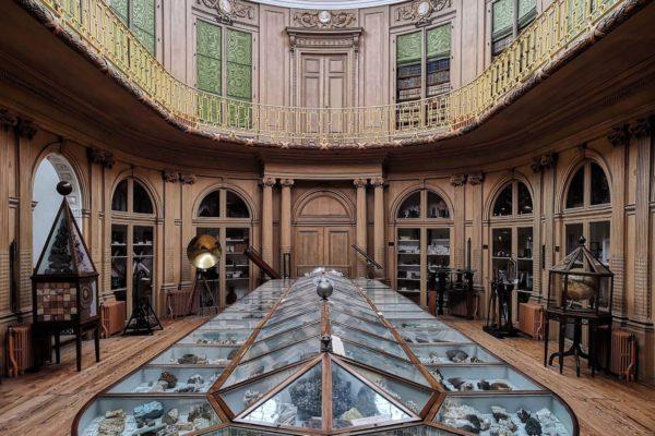 Das Teylers Museum in Haarlem gilt als ältestes Museum der Niederlande. Den Besucher erwartet eine Mischung aus Wunderkammer und historischer Kunstsammlung.