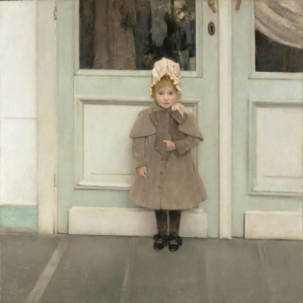 Fernand Khnopff: Jeanne Kéfer (1885) – J. Paul Getty Museum – Getty's Open Content Program