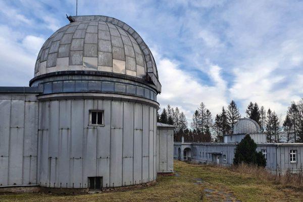 Cuno Hoffmeister gründete die Sternwarte Sonneberg im Jahr 1925