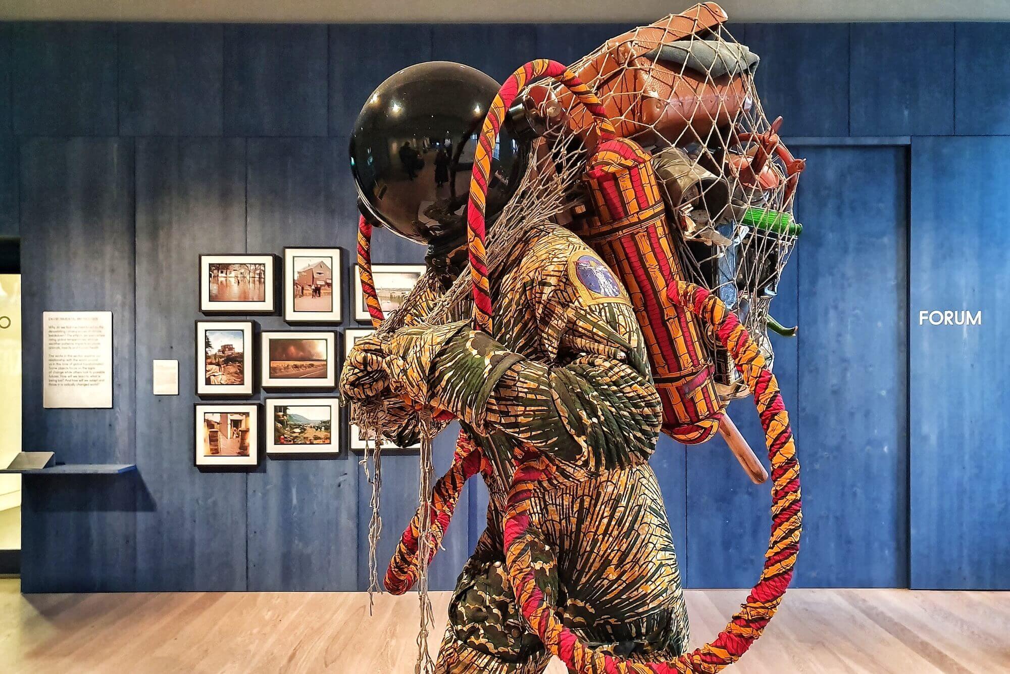 Die Dauerausstellung Being Human in der Londoner Wellcome Collection befasst sich mit dem menschlichen Körper zwischen Klimakrise und Krankheiten