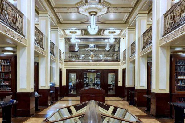 Die Freemasons' Hall London ist nicht nur wegen ihrer Architektur im Stil des Art Deco sehenswert. Hier ist auch das Museum of Freemasonry untergebracht, das Freimaurermuseum