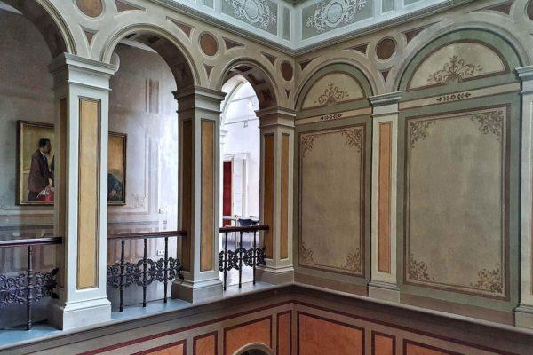 Heute ist im Prinzenpalais die Galerie Neue Meister untergebracht mit Werken von Arnold Böcklin, Anselm Feuerbach oder Käthe Kollwitz