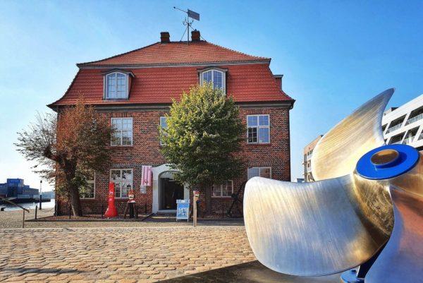 Das Maritime Traditionszentrum im Baumhaus am Alten Hafen bietet einen Einblick in die Entwicklung Wismar in der Hansezeit
