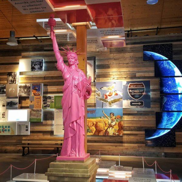 Das Auswanderermuseum BallinStadt wurde nach dem Reeder Albert Ballin benannt