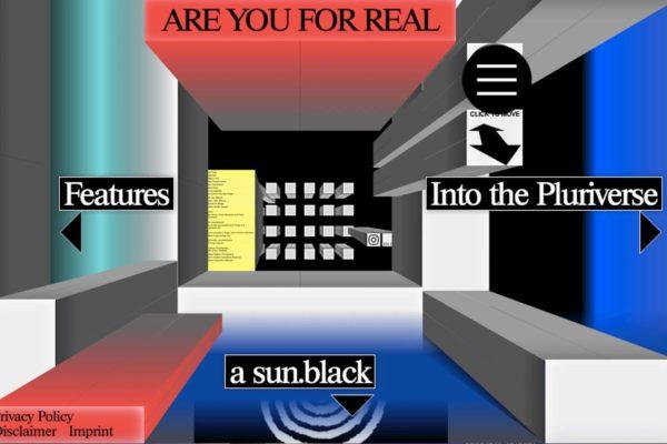 """Im Rahmen des vom ifa initiierten Projekts """"Are You For Real"""" setzen sich Akteure aus Kunst und Wissenschaft mit dem Verständnis von Realität auseinander."""