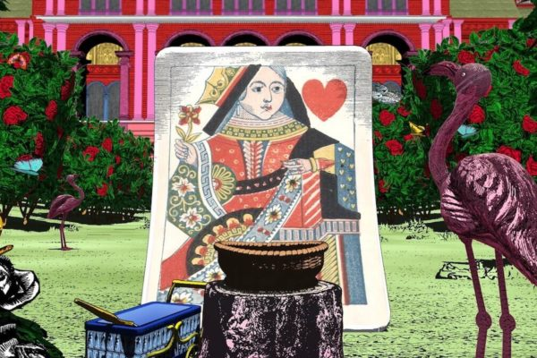 Mit der Ausstellung Alice: Curiouser and Curiouser begibt sich das V&A Museum auf die Spuren von Lewis Carrolls Alice im Wunderland.