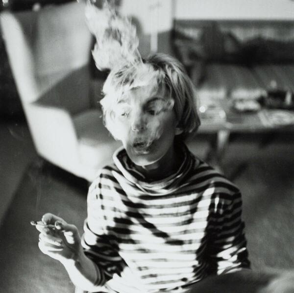 Portrait von Lale Andersen
