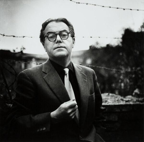 Portrait von Max Frisch