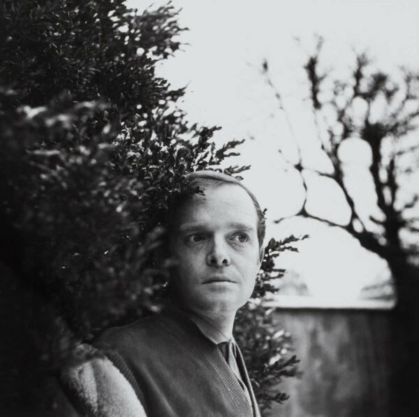 Portrait von Truman Capote