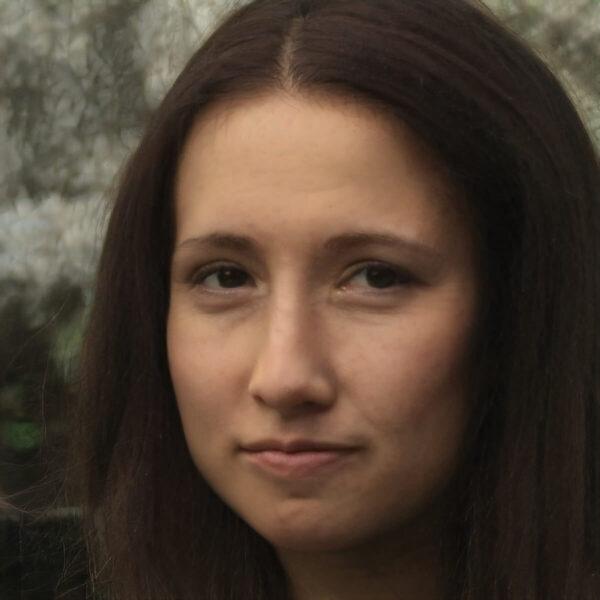 ArtBreeder kombiniert die Mona Lisa mit einem anderen Portrait