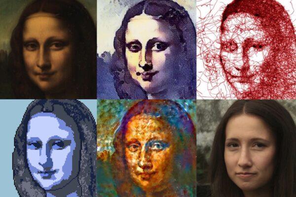 Mit einem AI Art Generator lassen sich eigene Fotos in den Stil bekannter Kunstwerke umwandeln. Möglich macht es Künstliche Intelligenz.