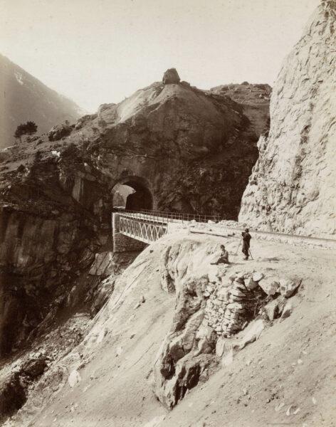 Adolphe Braun: Gotthardbahn