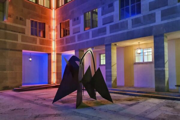 Die Sammlung des Kunstmuseum Basel umfasst Werke vom 15. Jhd. bis in die Gegenwart.