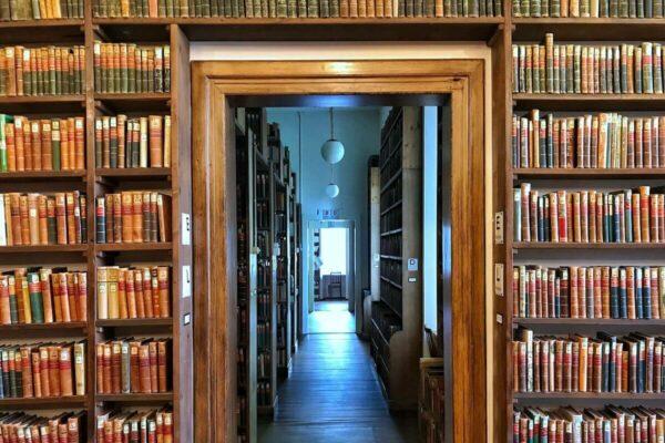 Die Basler Lesegesellschaft wurde im Jahr 1787 gegründet. Heute ist sie offen für Mitglieder, Abonnenten und Besucher.