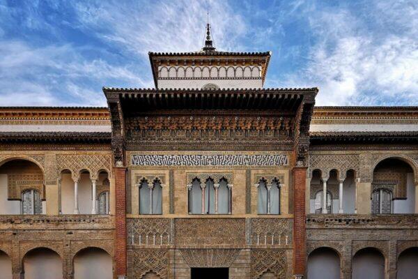 Die Ausstellung zur Sammlung Carranza befindet sich in den ehemaligen Admiralssälen des Real Alcázar.